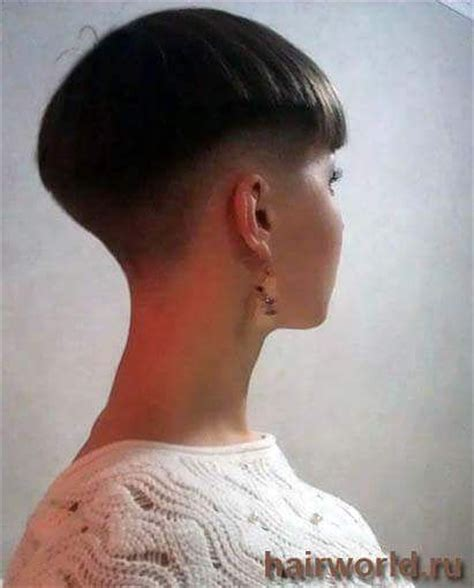 pixie cut with shaved nape 17 best images about kapsels 1 on pinterest short