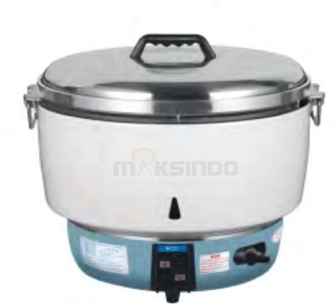 Rice Cooker Gas 10 Liter jual rice cooker gas kapasitas 10 liter grc10 di