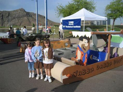 cardboard boat race awards stacy s boats