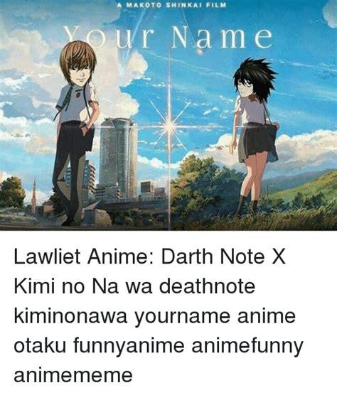 film anime kimi no na wa 25 best memes about makoto shinkai makoto shinkai memes