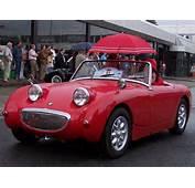 Austin Healey Sprite The 3000 Is A British Sports Car