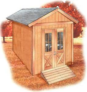 Outdoor Shed Plans by Wood Storage Shed Plans Shed Plans