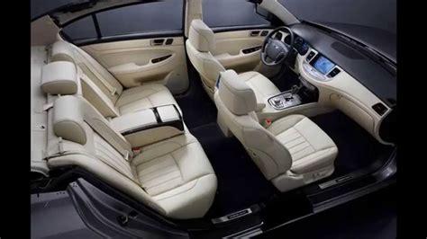 Genesis Auto Upholstery by 2016 Hyundai Genesis Interior