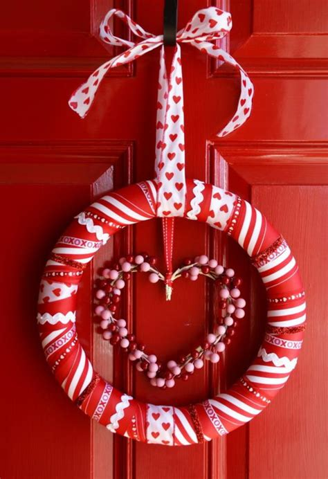 Home Advisor Design Concepts by Lovely Valentine S Day Wreath Ideas Decor Advisor