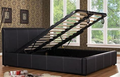 Ottoman Gas Lift Storage Bed Bf Beds Cheap Beds Leeds Ottoman Gas Lift Storage Bed