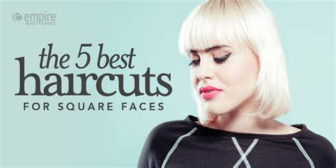 hairstyles for women with square jaw line best haircuts for square jawlines best 25 square face