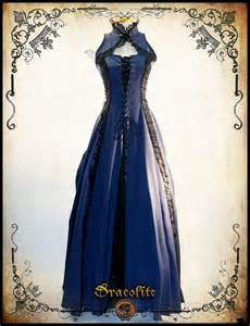 Miss jasmine medieval clothing dress steampunk dress for prom and