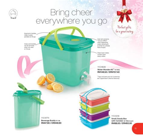 Tupperware Nov tupperware catalog 14 november 2016 31 december 2016