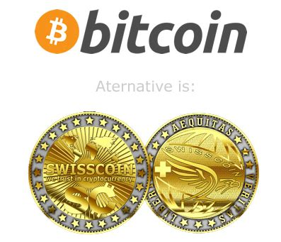 bitcoin alternative swisscoin cryptocurrency review alternative to bitcoin