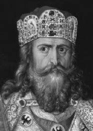 Charlemagne   King of the Franks   Emperor of the Holy Roman Empire
