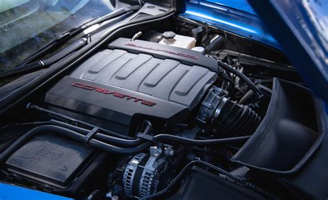 2015 corvette engine car and driver