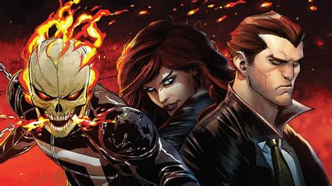 action ghost rider  helstrom tv series heading