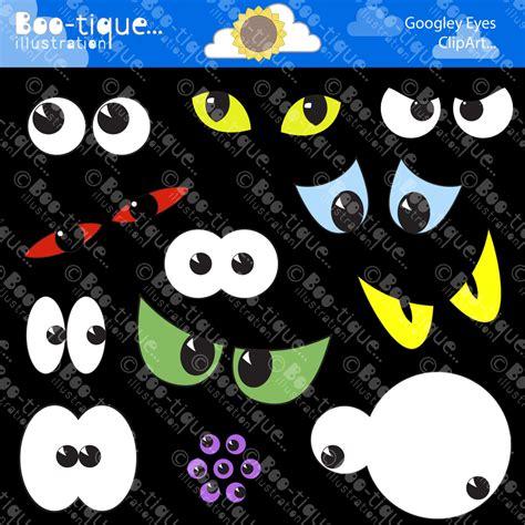 printable halloween spooky eyes spooky halloween eyes clip art 47