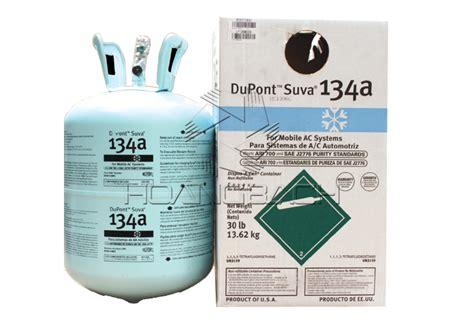 Freon Dupont Suva R134a Kalengan by Dupont R134a Refrigerant