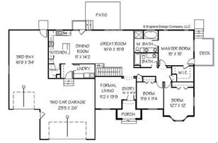 Free Ranch Style House Plans by House Plans And Home Designs Free 187 Archive 187 Ranch