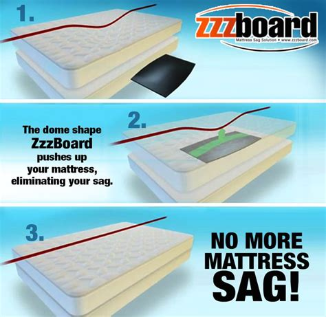 the mattress sag fix that really works everything