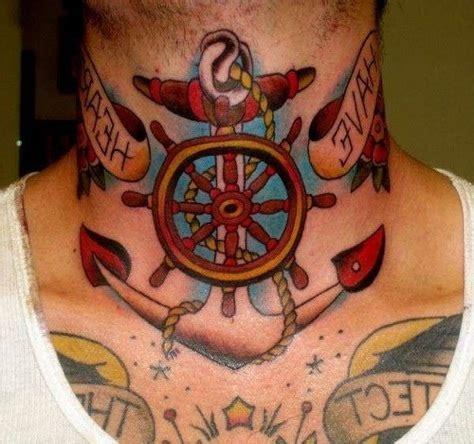 tattoo old school marinaio tatuaggio ancora storia significato ed immagini