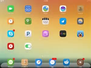 themes cute ios 7 top 5 ios 7 ipad themes