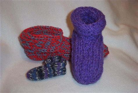 knitted house slippers 14 cozy crochet and knit slipper patterns favecrafts com
