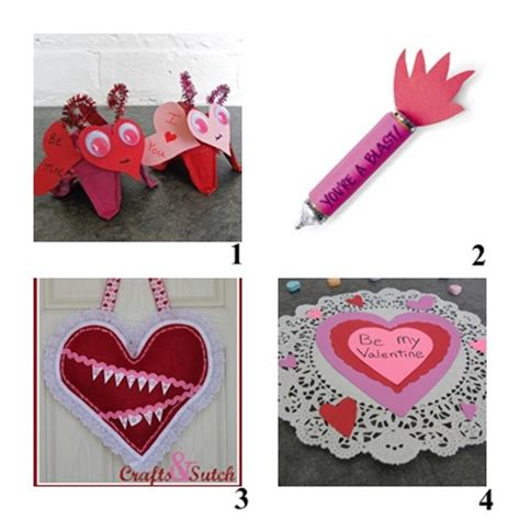 valentines craft ideas for children 12 s day craft and ideas for the