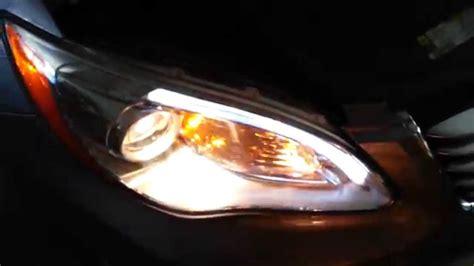 Chrysler 300 Headlight Bulb by 2013 Chrysler 200 Test Headlights Install New Bulbs