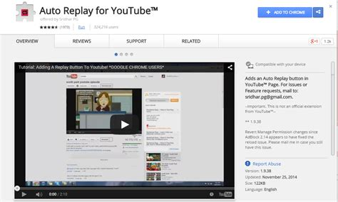 Youtube Auto Replay by Youtube On Auto Replay Techbiztalk