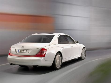 books on how cars work 2007 maybach 57 regenerative braking 2007 maybach 57 s antiqua white rear angle 1024x768 wallpaper