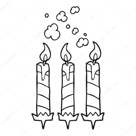 imagenes para cumpleaños blanco y negro velas de pastel de cumplea 241 os de dibujos animados blanco y