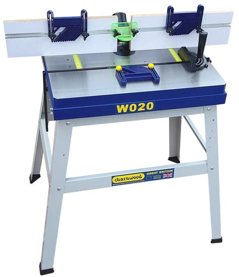 charnwood  cast iron floorstanding router table