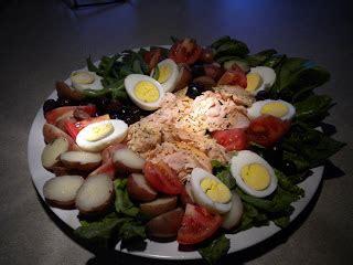 ina garten nicoise in my kitchen salmon nicoise salad