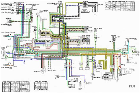 schematic for wiring on gl1200 motorcycle motorcycle won t