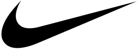 nike swoosh template file logo nike svg wikimedia commons