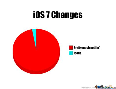 Ios Meme - the brand new ios 7 by agentxenon meme center