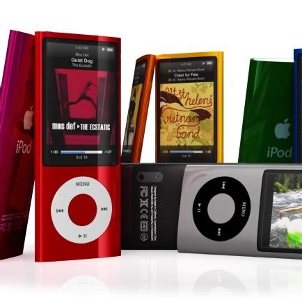 Nike To Roll Out Ipod Nano Integration On All Shoes By End Of Year by Ipod Nano 5g Askmen