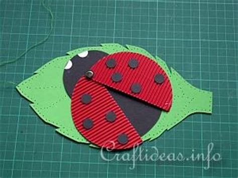 How To Make Paper Ladybugs - how to make a paper ladybug 28 images qxlxp paper