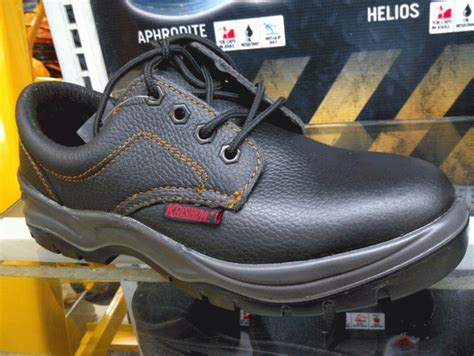 Promo Sneakers Terbaru Sepatu Boots Safety Moofeat Original Distro Ba jual safety shoes sepatu k3 krisbow hercules 4 inch original firdyhs stores