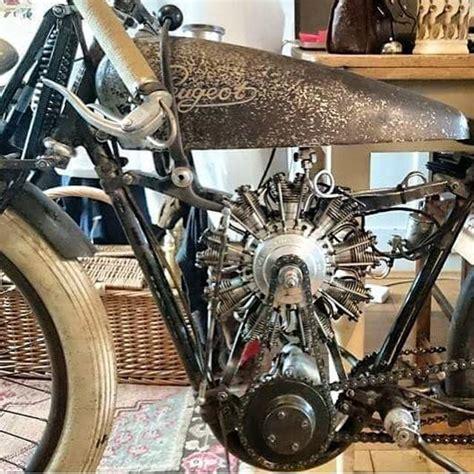 Bor Radial peugeot motorcycle