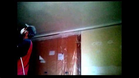 pintar techos con pistola pintar techos con pistola airless y paredes en plastico