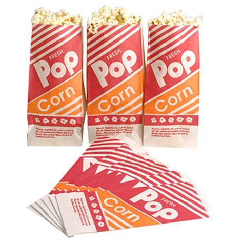 Popcorn In A Paper Bag - image result for popcorn bag