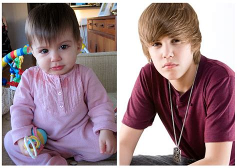 Baby Does Stroller 602 Justin does my baby look like justin bieber or a that
