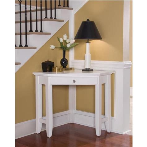corner table ideas 20 astonishing corner foyer table picture ideas entryway