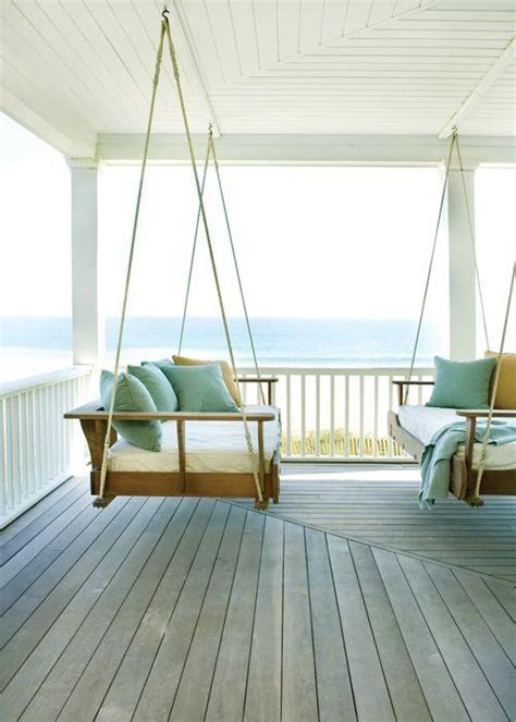swings heaven beach cottage double porch swings curb appeal