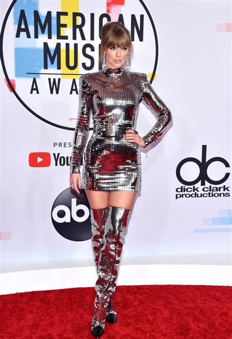 taylor swift in australia 2018 taylor swift at the 2018 american music awards popsugar