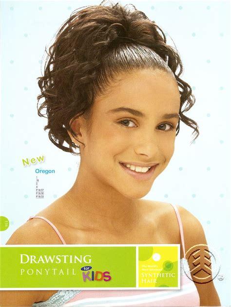 drawstring ponytails for black women model hairstyles for drawstring ponytail hairstyles for