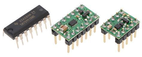 Mc33887apvw Chip Driver Motor H Bridge 5a pololu drv8835 dual motor driver carrier
