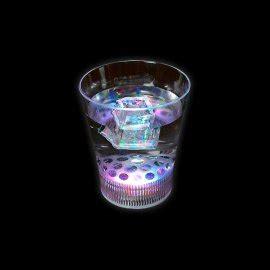 bicchieri led bicchieri luminosi fluo festemix