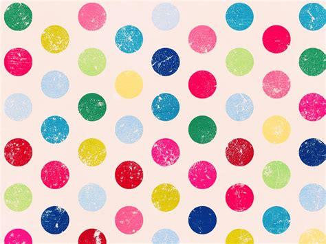 wallpaper bunga polkadot cute polka dot wallpapers group 53