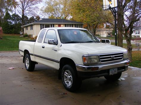 1997 toyota t100 and car photos