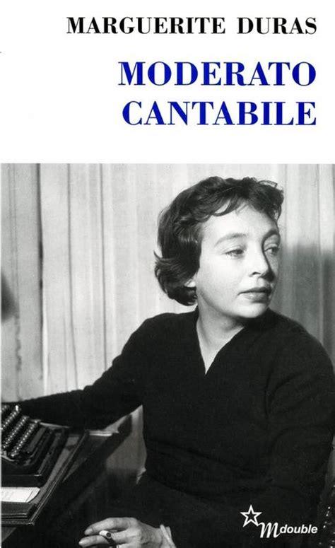 livre moderato cantabile marguerite duras les 201 ditions de minuit double 9782707303141