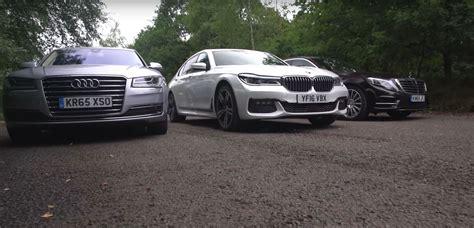 luxury bmw 7 bmw 7 series vs mercedes s class vs audi a8 2017 luxury